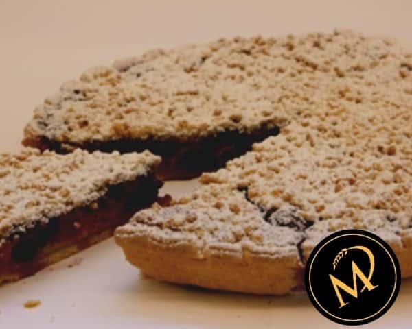 Waldbee Streussel Kuchen - Rezept Marcel Paa