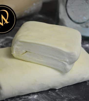 Butter Blätterteig Grundrezept
