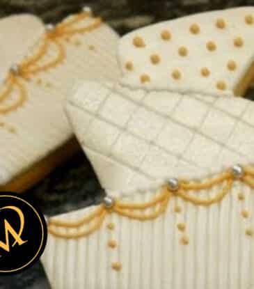 Hochzeits Kekse – Wedding Cake