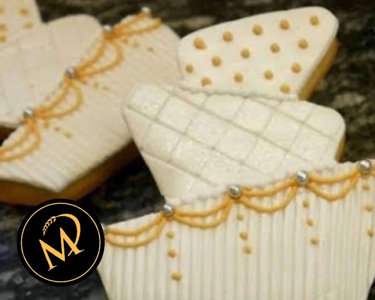 Hochzeits Kekse - Wedding Cake - Rezept Marcel Paa