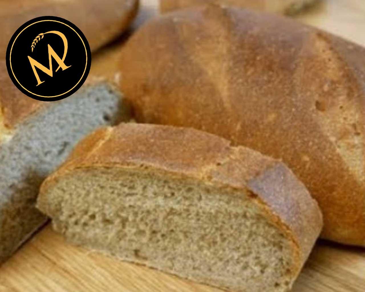 Dunkles Weizenbrot - Ruchbrot - Rezept Marcel Paa