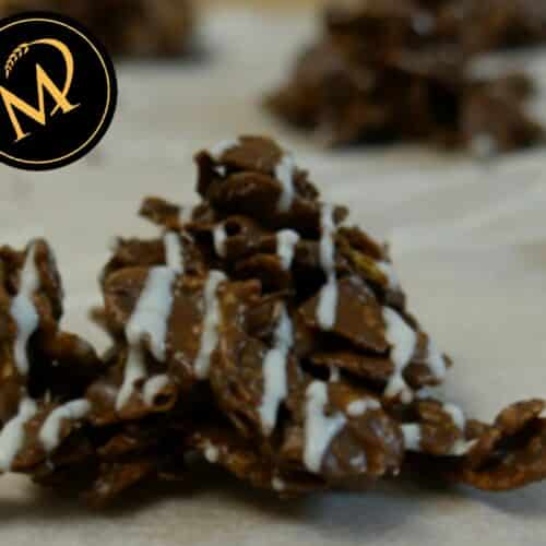Cornflakes Schoko Kekse - Rezept Marcel Paa