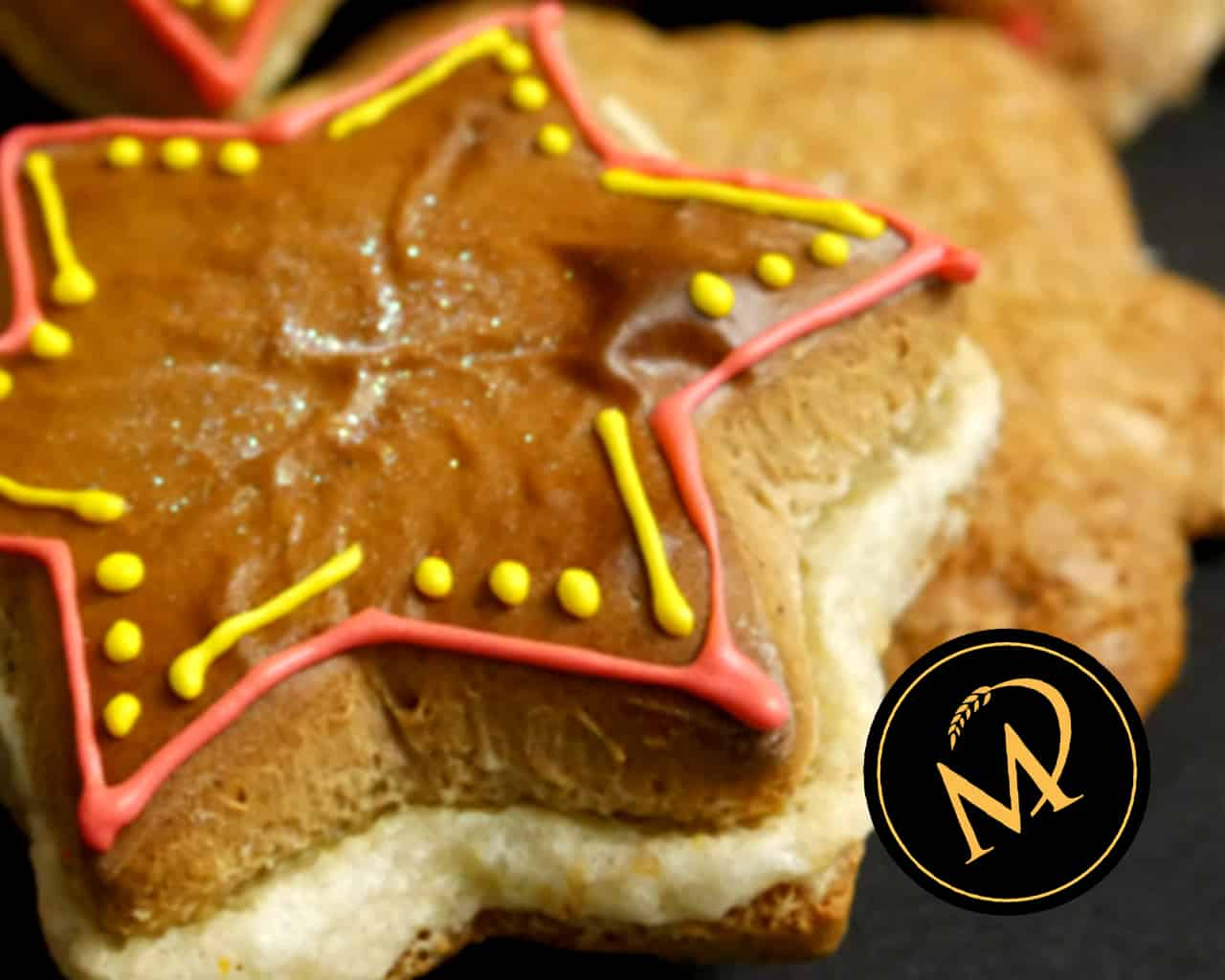 Lebkuchen Sterne - Rezept Marcel Paa