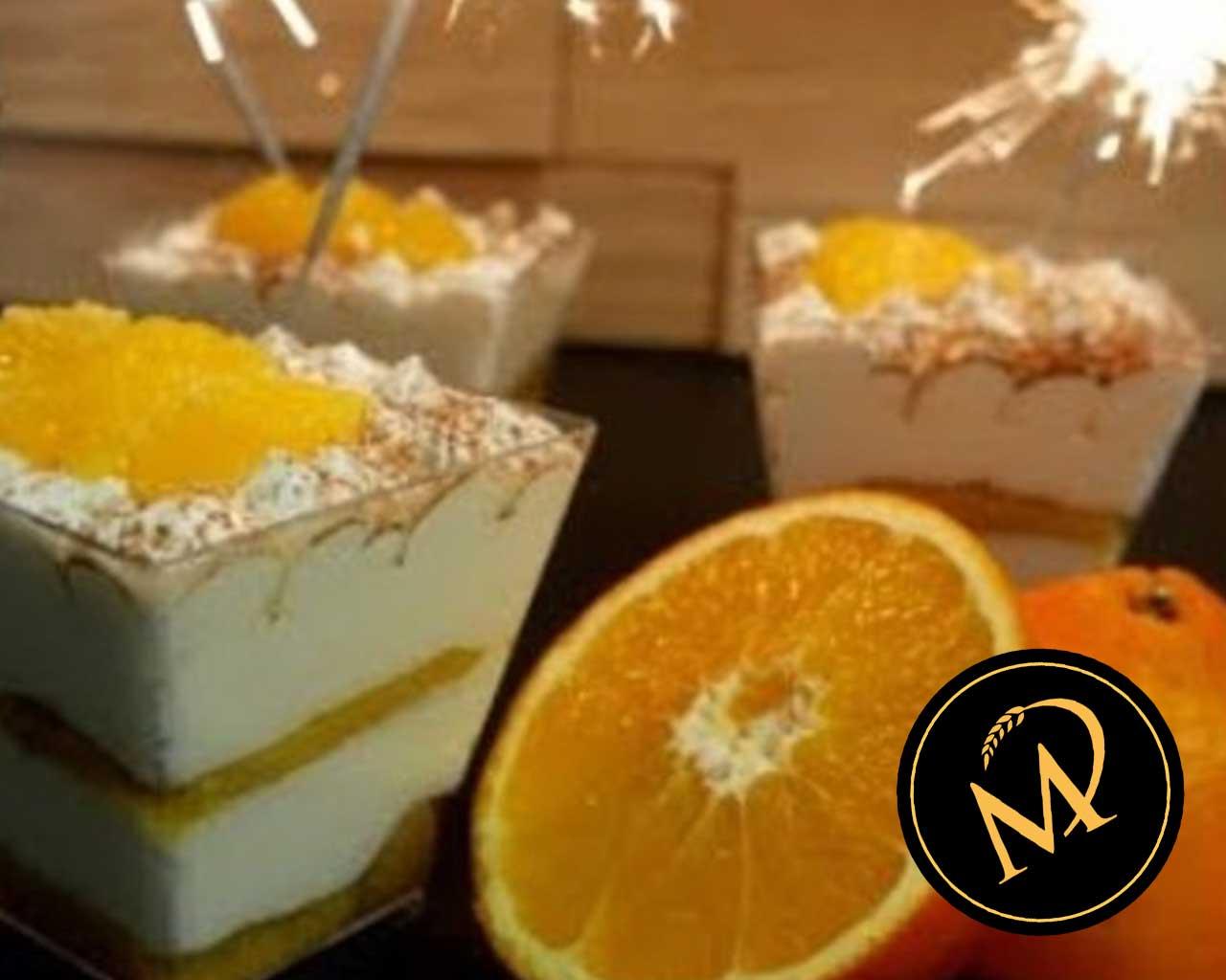 Orangen Tiramisu - Rezept Marcel Paa