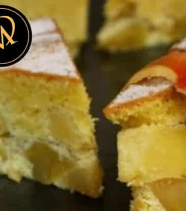 Apfelkuchen zucker- und glutenfrei