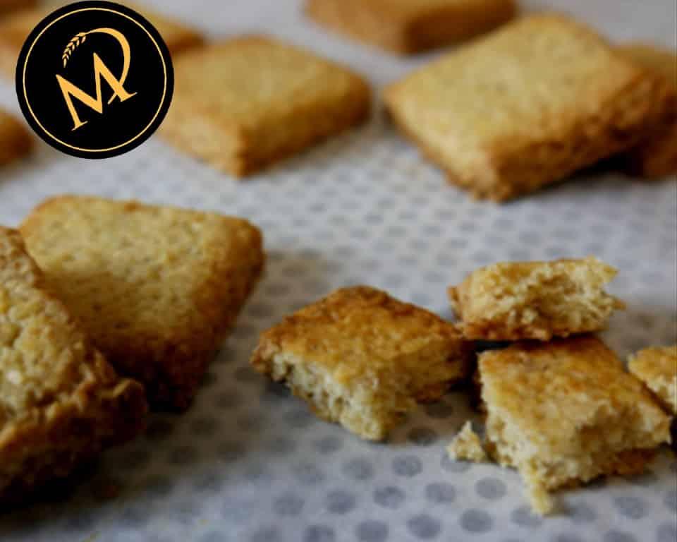 Haferkekse gluten- und zuckerfrei - Rezept Marcel Paa