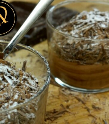 Schokoladen Mousse kristallzuckerfrei