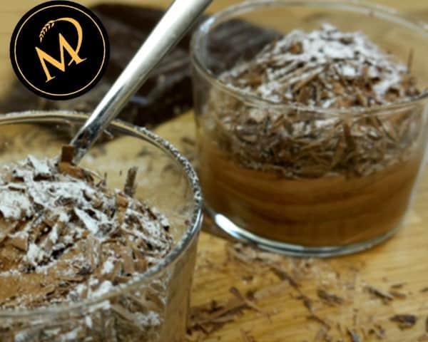 Schokoladenmousse Zuckerfrei - Rezept Marcel Paa