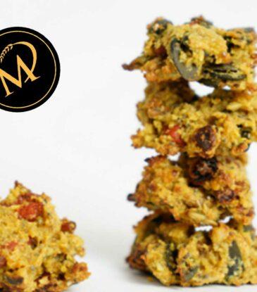 Superfood Cookies ohne Kristallzucker