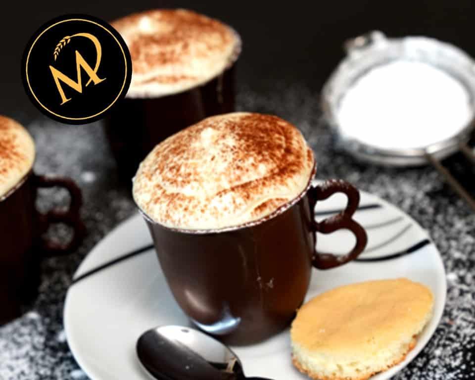 Kaffeetassen aus Schokolade - Rezept Marcel Paa