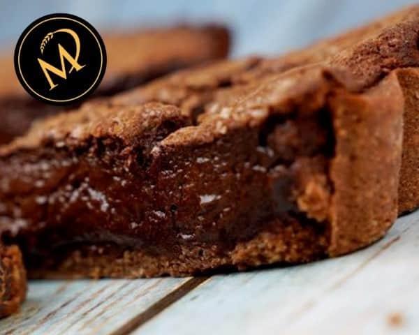 Schokoladenmousse Tarte - Rezept Marcel Paa