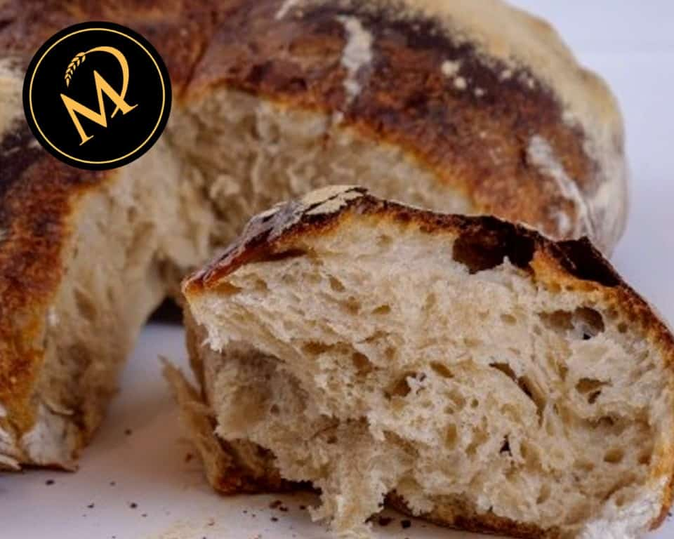 Brotlaib mit 60 Stunden Teigreifung - Rezept Marcel Paa