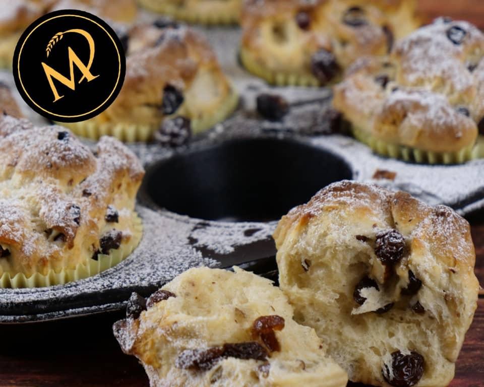Christstollen Muffins - Rezept Marcel Paa