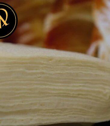 Plunder Croissant Teig Grundrezept
