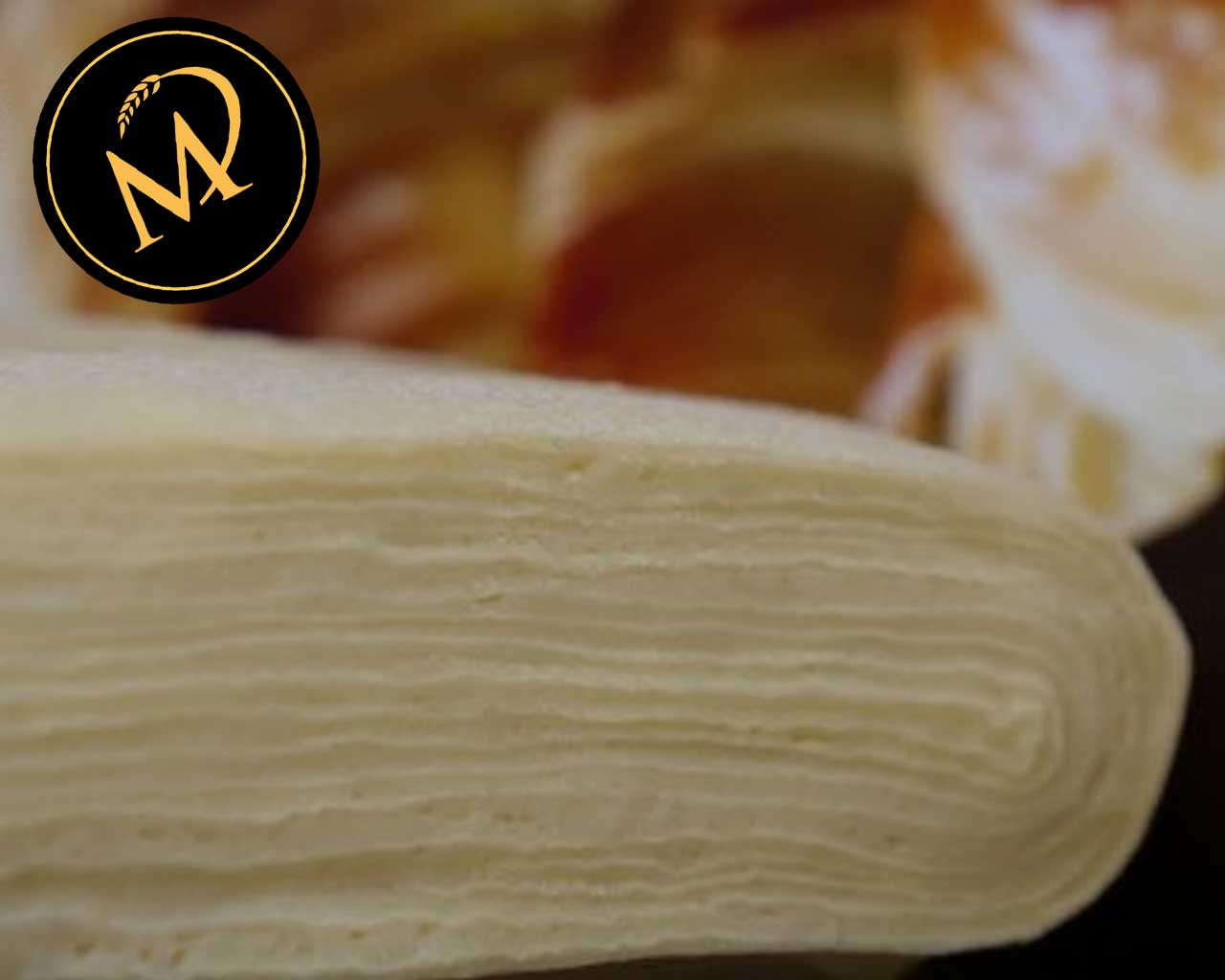 Plunder Croissant Teig Grundrezept - Rezept Marcel Paa