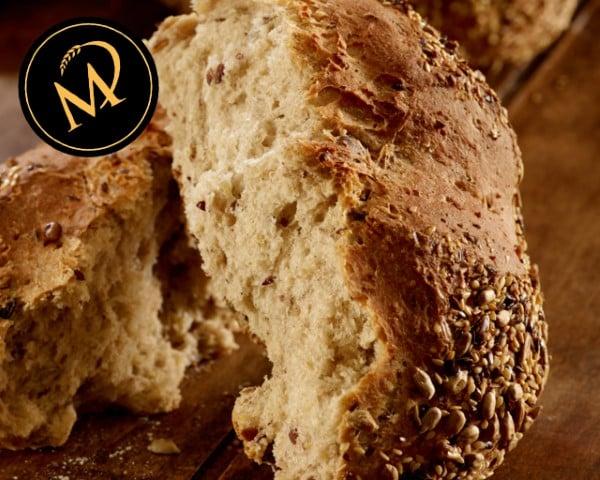 Kernen Vital Brot - Rezept Marcel Paa