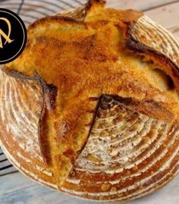 Sauerteig Brot – wie vom Bäcker