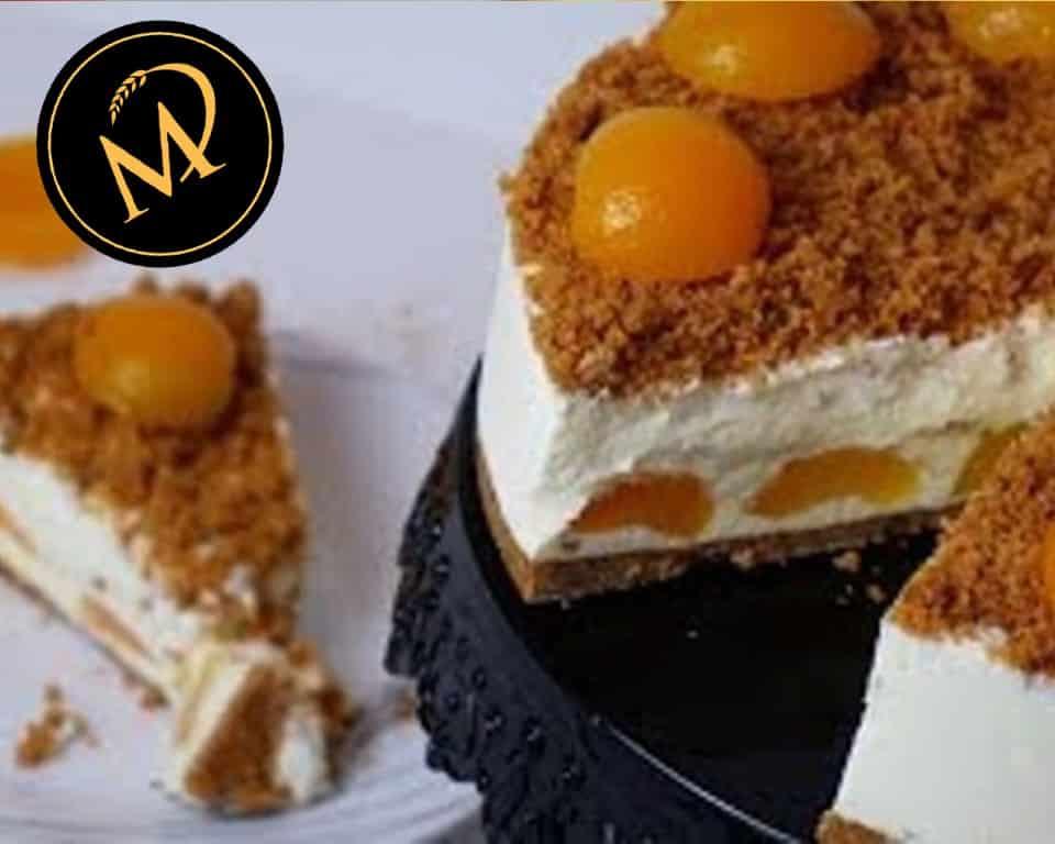 Aprikosen Knusper Torte - Rezept Marcel Paa