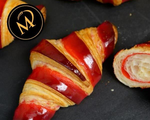 Bicolor Croissants - Rezept Marcel Paa