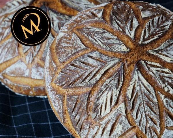 Blumen Landbrot - Rezept Marcel Paa