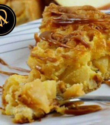 Apfel Streusel Kuchen – einfach saftig