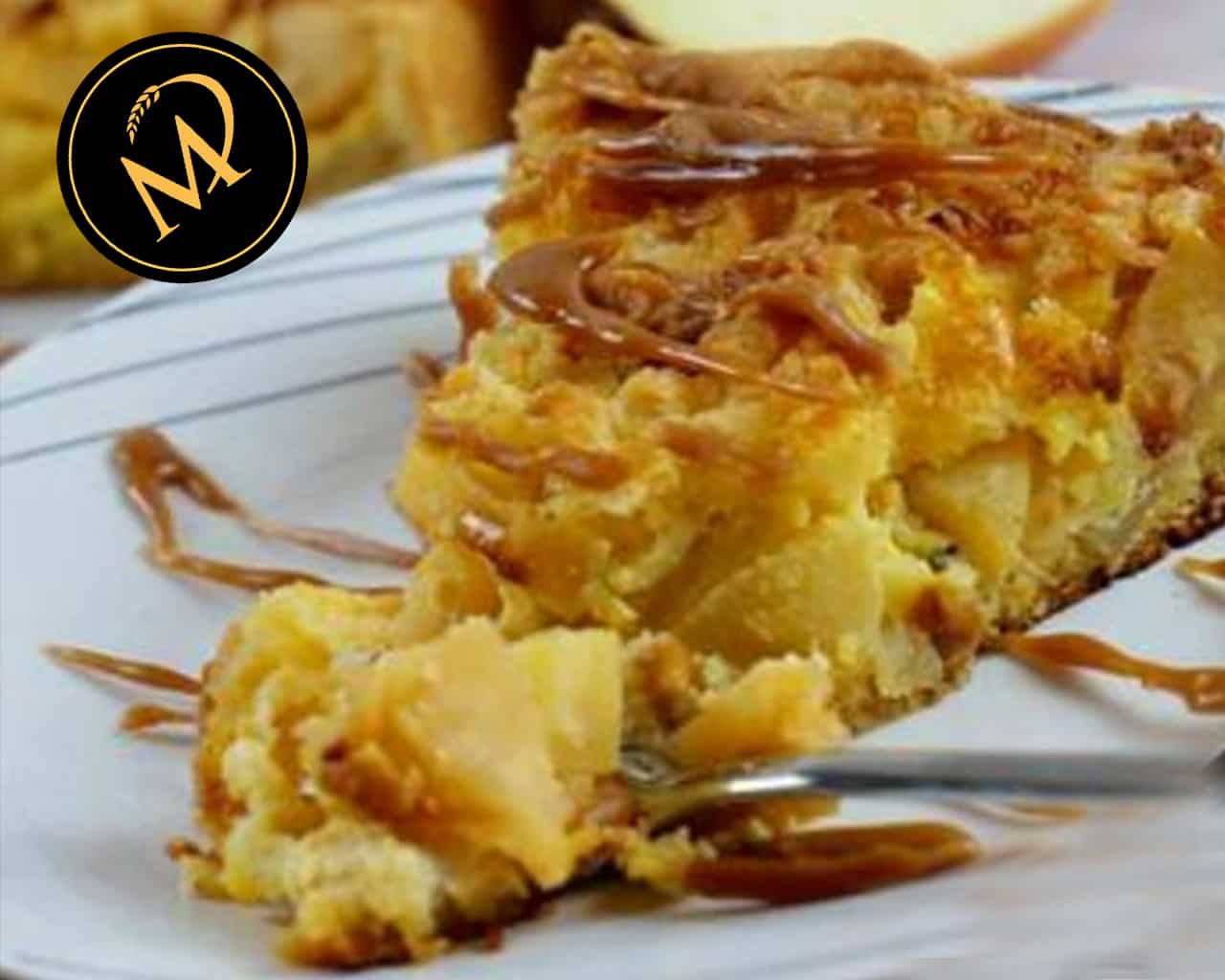 Apfel Streusel Kuchen - Rezept Marcel Paa
