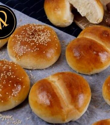 Butter Weggli – Hamburger Brötchen
