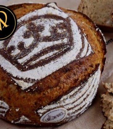 UrDinkel Kronen Brot mit Vollkornmehl