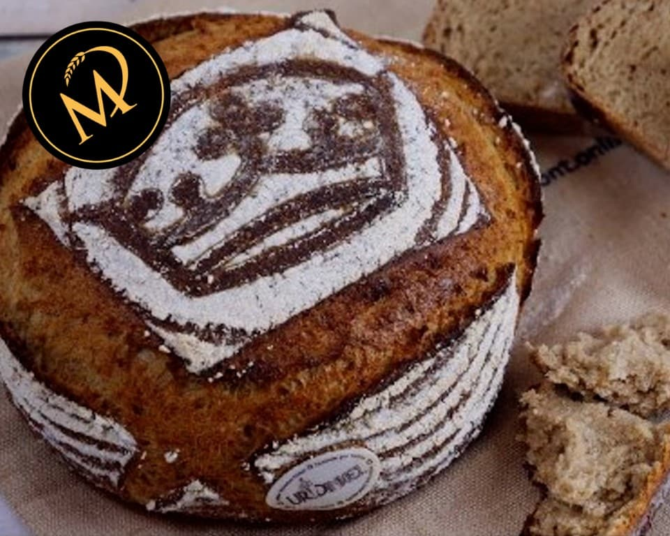 UrDinkel Kronen Brot - Rezept Marcel Paa