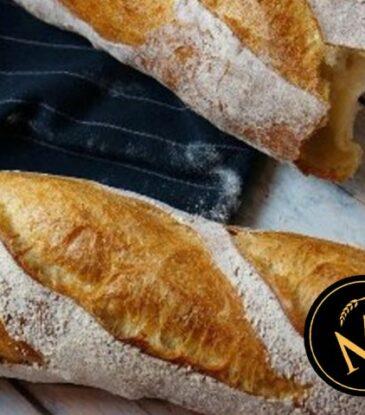 Baguette – NO KNEAD BREAD KURS
