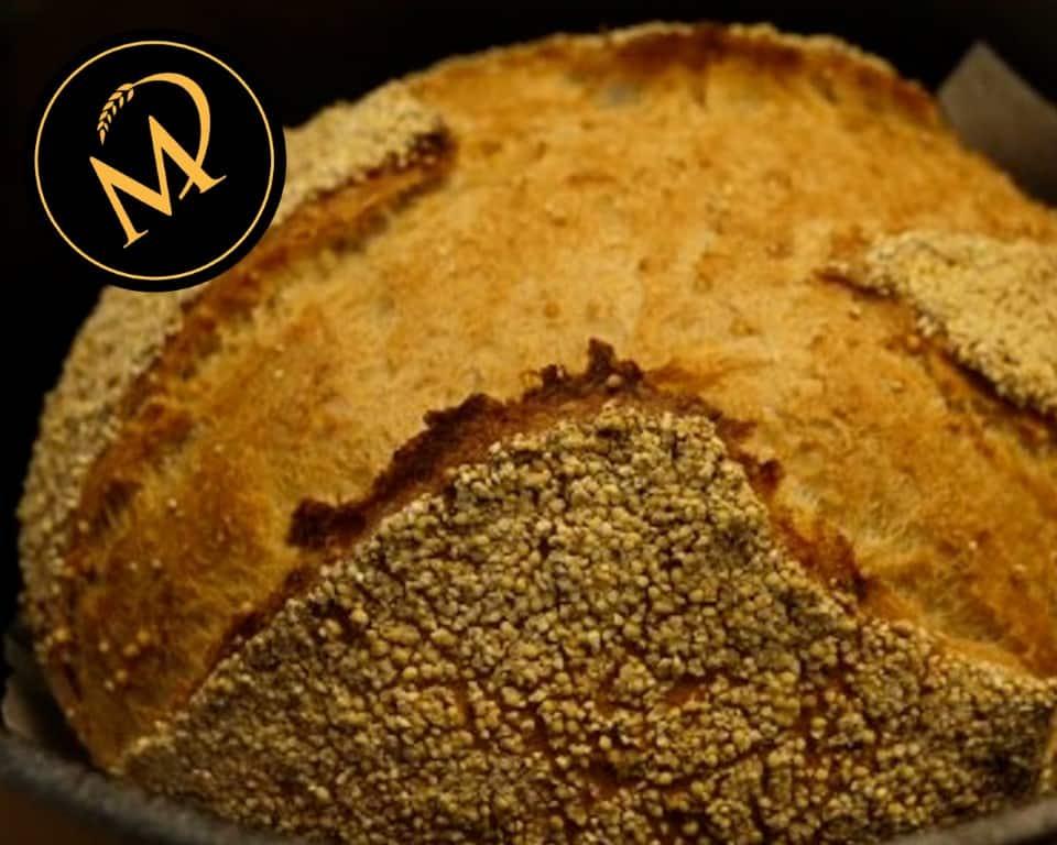 Goldhirse Brot - Rezept Marcel Paa