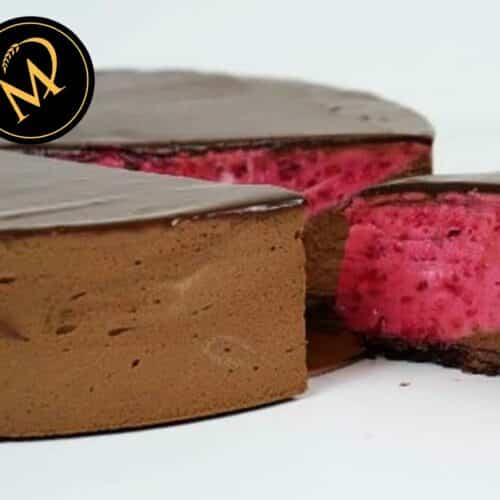 Schokoladen-Himbeer-Mousse-Torte - Rezept Marcel Paa