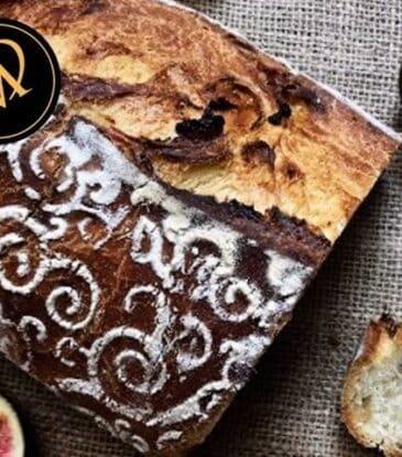 Feigen Brot – mit Übernachtgare