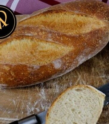 Helles Weizenbrot – Weissbrot