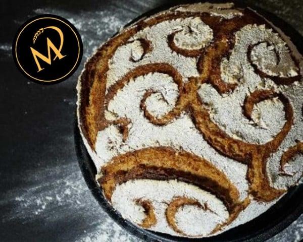 Roggen Feinschmecker Brot - Rezept Marcel Paa