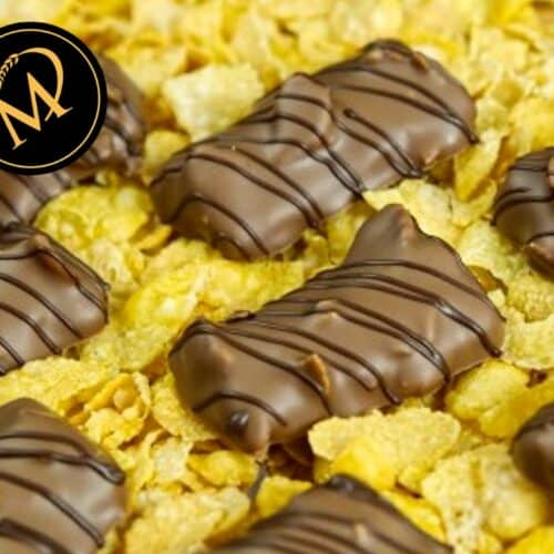 Caramel Cornflakes Pralinen - Rezept Marcel Paa