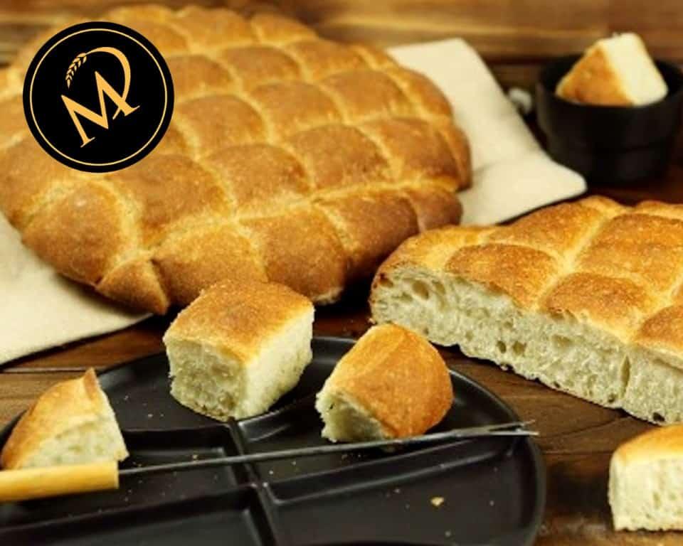 Fondue-Brot - Rezept Marcel Paa