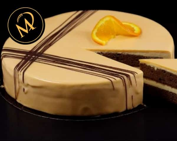Orangen Schokoladen Torte - Rezept Marcel Paa