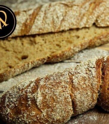 Sauerteig Twister Easy Bread