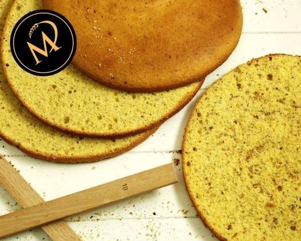 Haselnuss Biskuit - Rezept Marcel Paa