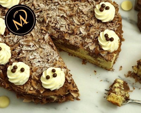 Schokoladen Mousse Torte - Rezept Marcel Paa