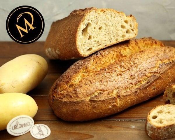 UrDinkel Kartoffelbrot - Rezept Marcel Paa