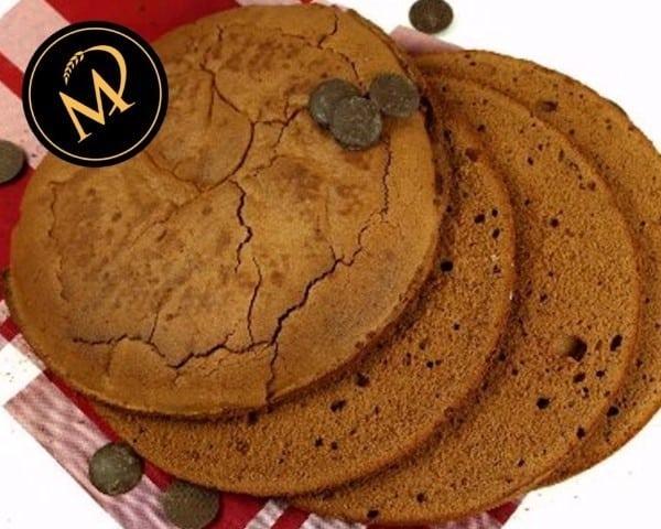Schokoladen Biskuit Boden - Rezept Marcel Paa