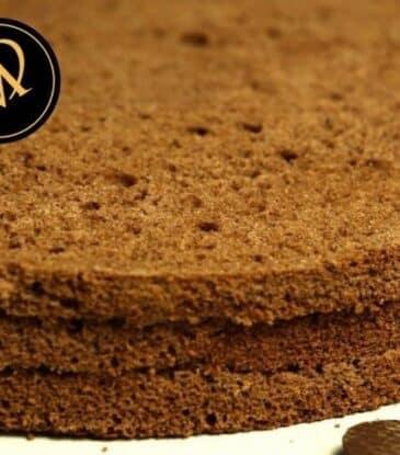 Schokoladen Biskuit Grundrezept