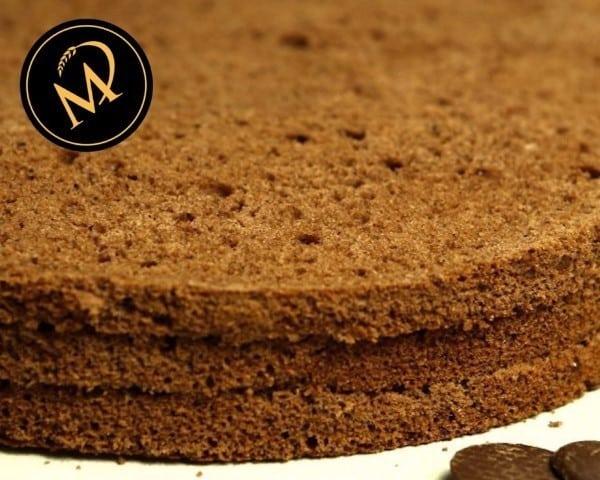 Schokoladen Biskuit - Rezept Marcel Paa