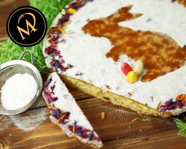 UrDinkel Osterfladen - Rezept Marcel Paa