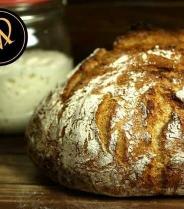 Altsauer Brot – einfach aromatisch