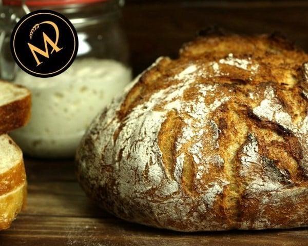 Altsauer foodwaste Brot - Rezept Marcel Paa