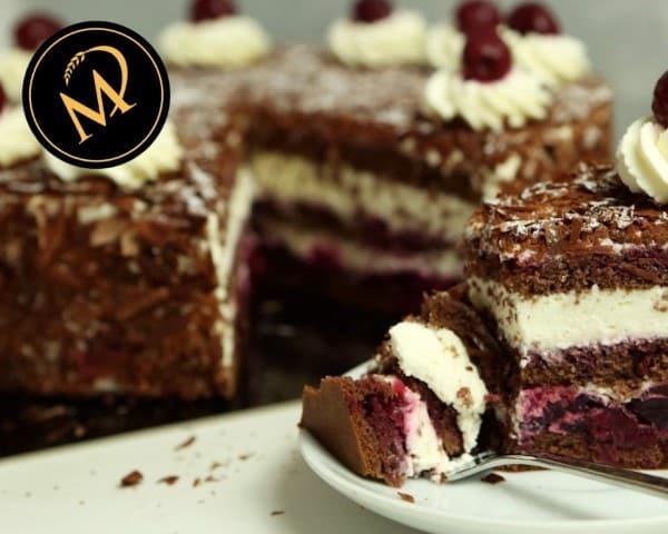 Schwarzwälder Torte - Rezept Marcel Paa