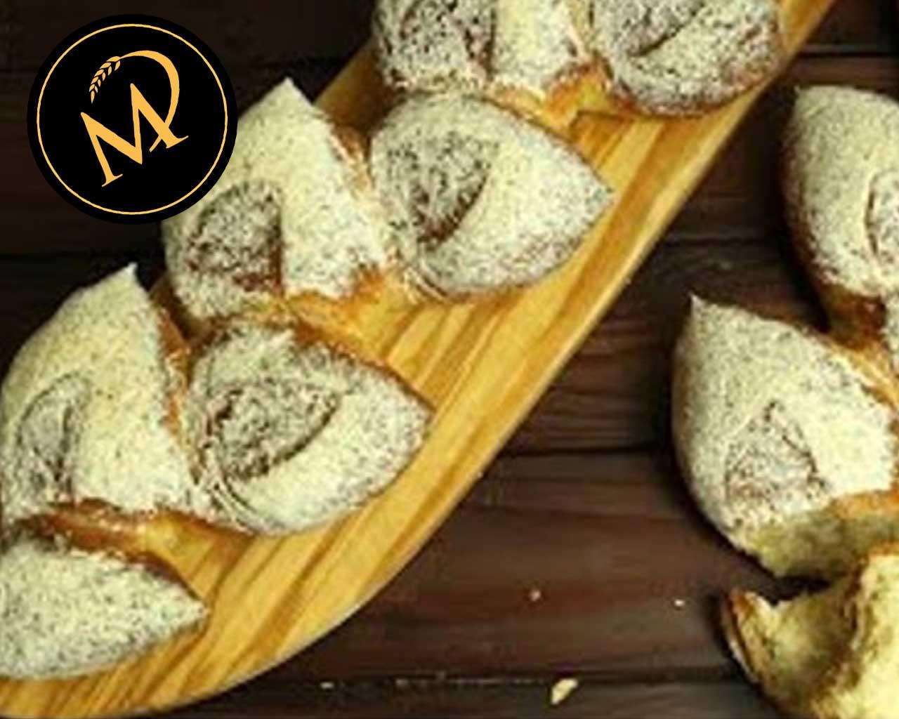 UrDinkel Aehren Brot - Rezept Marcel Paa